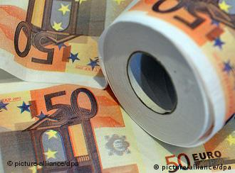 50-Euro-Scheine (Foto: picture alliance / dpa)