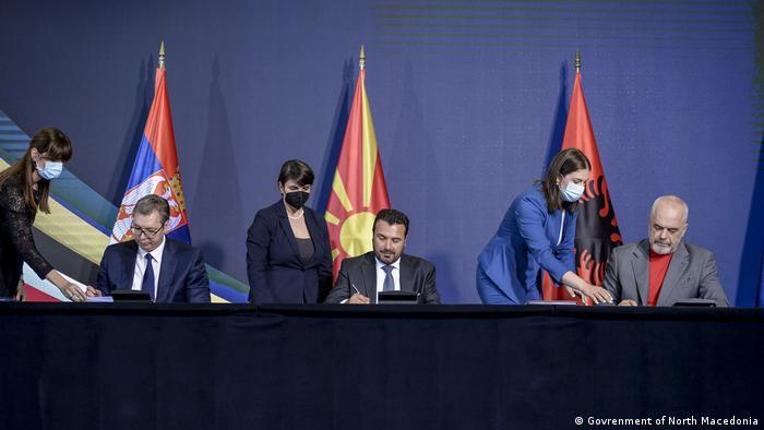 Nord-Mazedonien | Wirtschaftsforum in Skopje