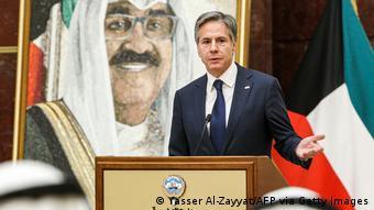 Kuwait | Antony Blinken zu Besuch | US-Außenminister