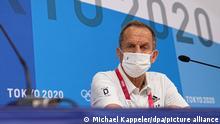 Tokio 2020 - Team Deutschland Pressekonferenz - Alfons Hörmann