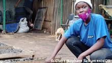 Benin Cotonou Jugend Initiatiave gegen Abholzung der Wälder