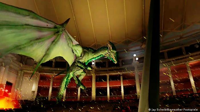 Bayreuther Festspiele I Jay Scheib I Siegfried