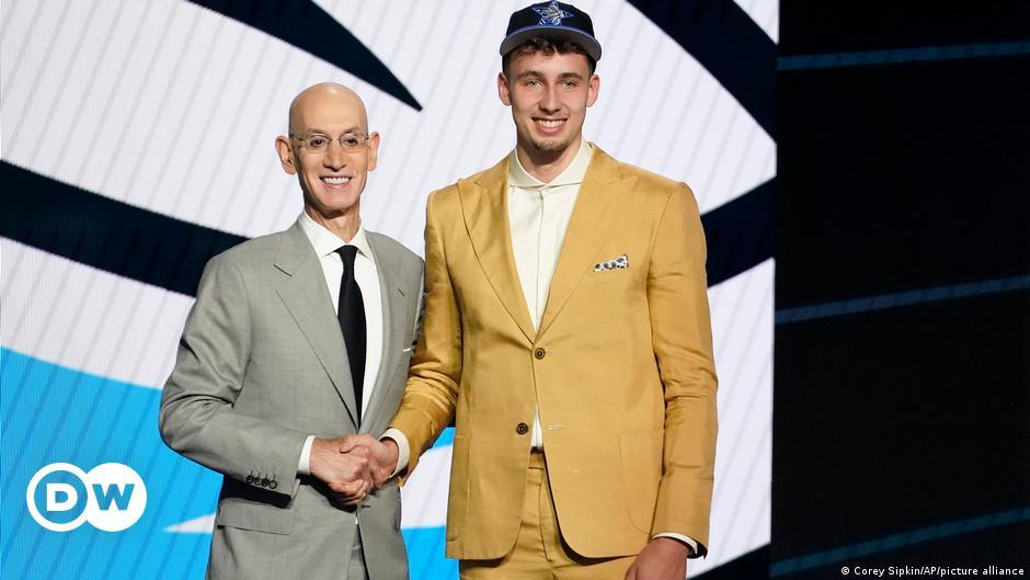 Basketball-Talent Franz Wagner: Als Achter in die NBA gewählt