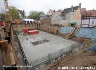 Construção  do centro de documentação começou em 2008