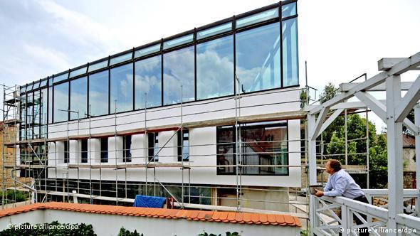 Nietzsche-Dokumentationszentrums in Naumburg