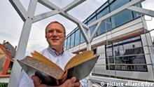 Nietzsche-Dokumentationszentrums in Naumburg - Ralf Eichberg