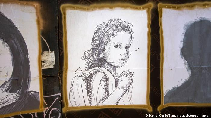 الطفلة ألكسندرا نجار