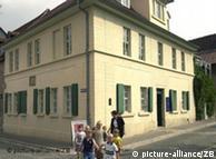 Casa  Nietzsche em Naumburg