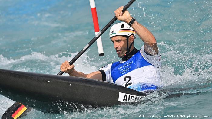 Tokyo 2020 | Kanu: Hannes Aigner aus Deutschland holt Bronze