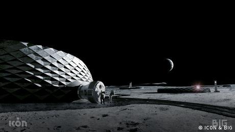 Pressebild BIG & ICON, Kooperation mit der NASA