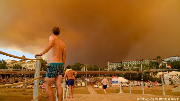 Türkiye'de üç günde 21 ilke orman yangınları çıktı