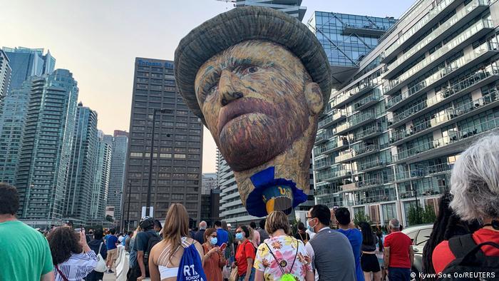 WS | Kanada Vincent Van Gogh Ausstellung Toronto