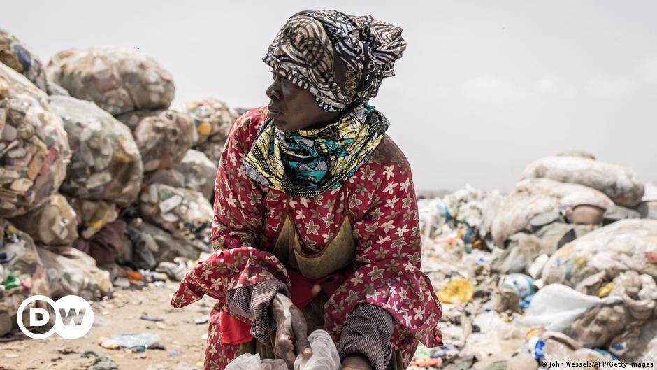 Die Müllsammler von Dakar