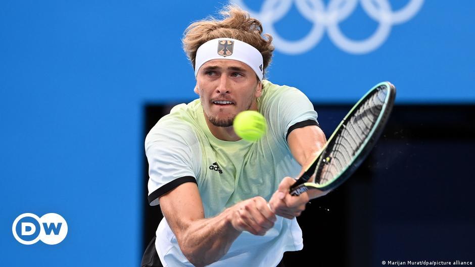 Tokyo Olympics digest: Alexander Zverev to play for gold after Novak Djokovic upset