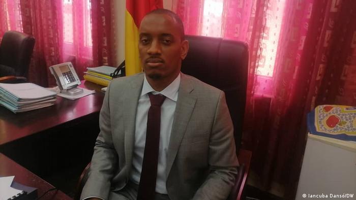 Guinea-Bissau Amadu Tidjane Baldé, Präsident des Rechnungshofs