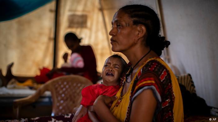 Äthiopien I Hungerkrise in Tigray