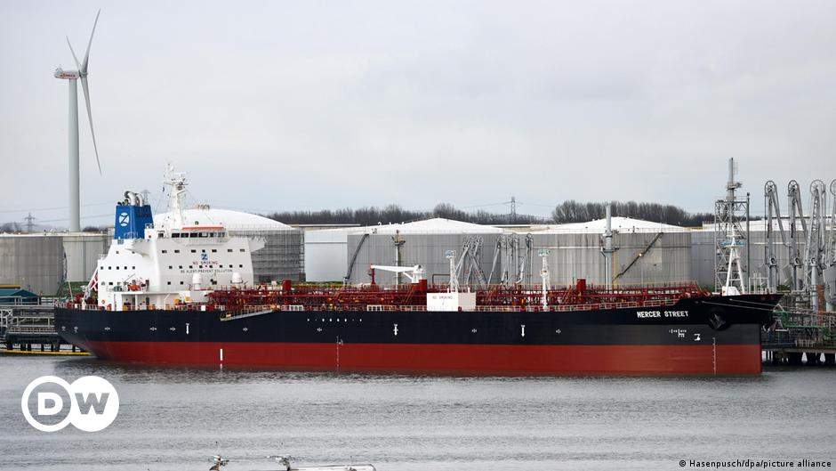 Israel-Iran tensions escalate over oil tanker attack