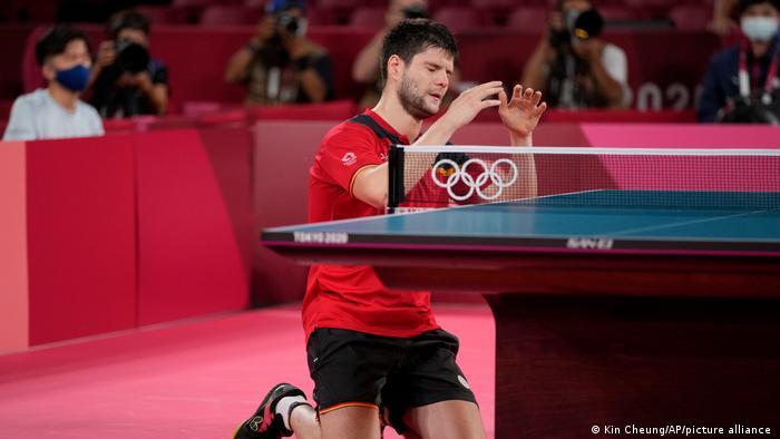 Tokio 2020 I Olympia I Tischtennis I Dimitrij Ovtcharov