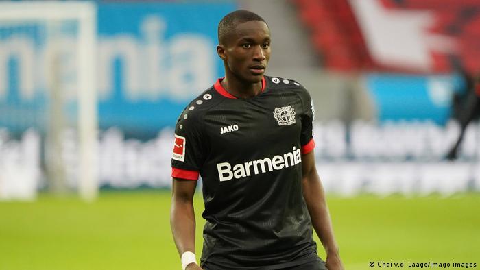 Moussa Diaby.