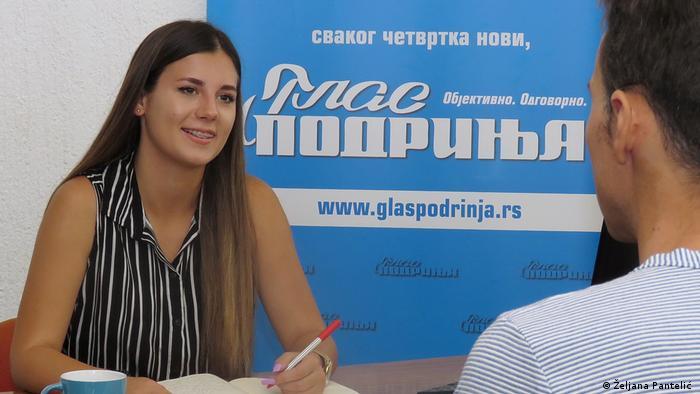 DW Akademie | Young Media Serbien | Željana Pantelić