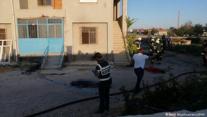 Türkei Mord einer kurdischen Familie