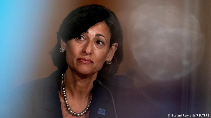 USA CDC-Chefin Rochelle Walensky