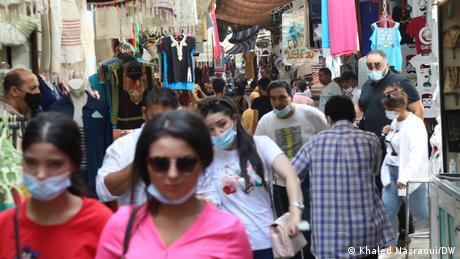 بازار المدينة في تونس