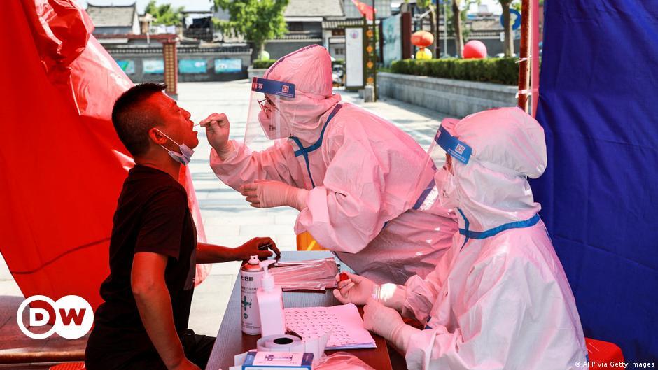 Corona-Ausbruch in China weitet sich aus