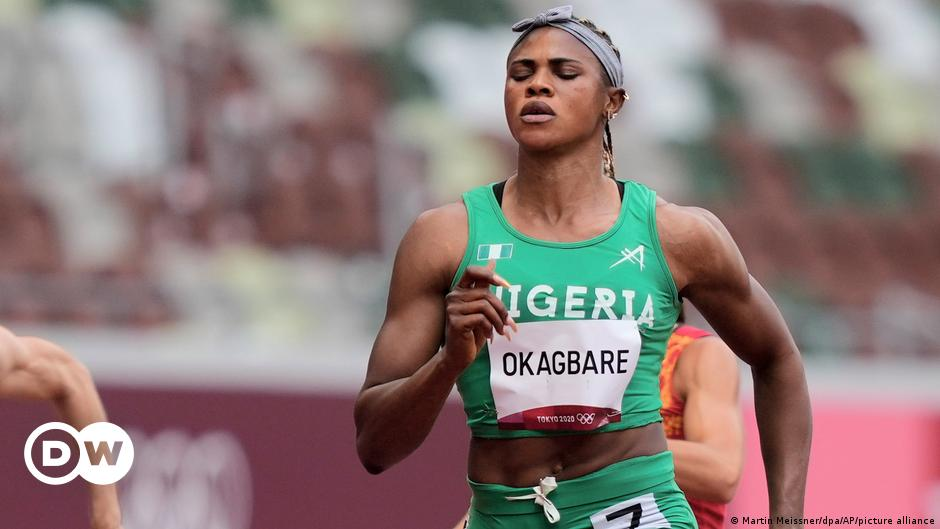 Tokyo Olympics digest: Nigerian sprinter provisionally suspended for doping