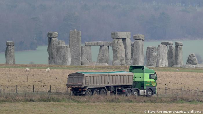 Weltkulturererbe   Stonehenge