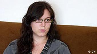 Ivana Korajlic Transparency International Bosnien-Herzegowina (DW)