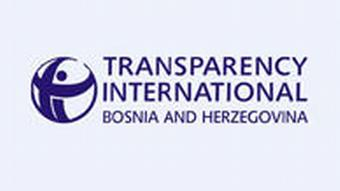 Logo Transparency International Bosnien-Herzegowina
