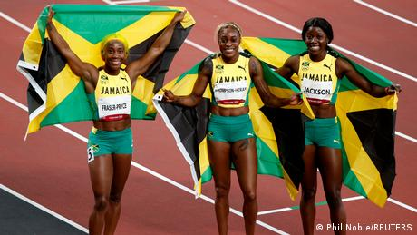 Tokyo Olympics digest: Thompson-Herah sets new Olympic record with 100m gold