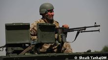 Afghanistan Unruhe in der Provinz Herat. Foto: Shoaib Tanha/DW 31.7.2021