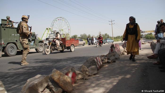 Afghanistan Unruhe in der Provinz Herat