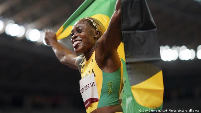 Tokio 2020 | Leichtathletik | Elaine Thompson-Herah