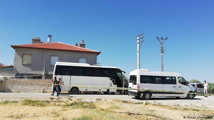 Konya, Türkei | Angriff auf kurdische Familie