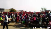 Angola Tag der Afrikanische Frauen. Foto: Manuel Luamba/DW