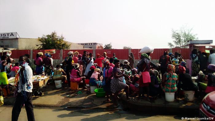 Angola Tag der Afrikanische Frauen