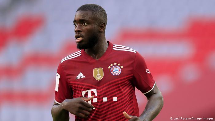 Bayern Munich's Dayot Upamecano