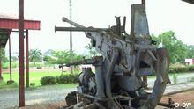Biafra-Museum. via Monika Guarino Rights: DW