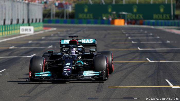 Formel-1-Qualifying Ungarn | Lewis Hamilton