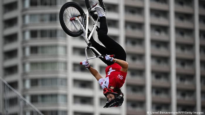 Tokio Olympia 2020 | BMX Freestyle | Nikita Ducarroz