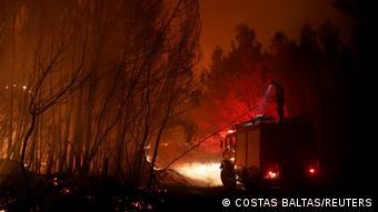 Φωτιές Ελλάδα Πάτρα
