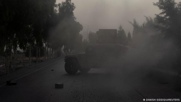 Kandahar Taliban Gefechte