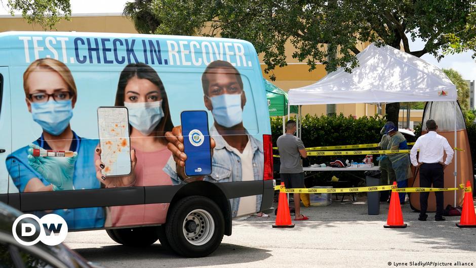 Coronavirus digest: Florida COVID cases reach new high