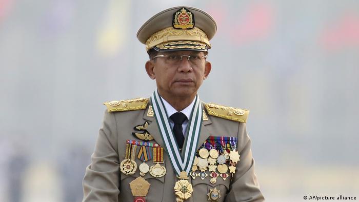 دولت کودتا وضعیت فوقالعاده میانمار را تا اوت ۲۰۲۳ تمدید کرد