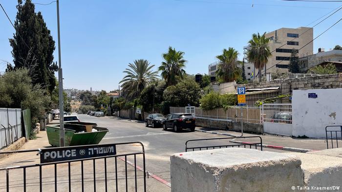 Israel I Sheikh Jarrah in Jerusalem