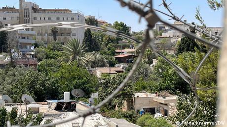 Palestinians in Jerusalem neighborhood fear for their future