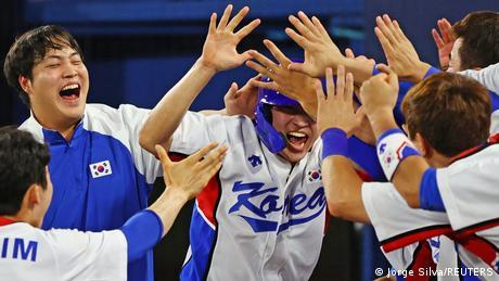 Olympia 2020 Tokio | Südkorea Baseball